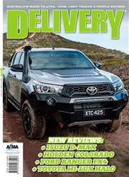Delivery Magazine issue June/July 18