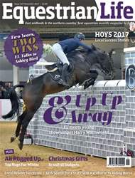 Equestrian Life Nov 2017 issue Equestrian Life Nov 2017