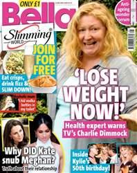 Bella Magazine Magazine Cover