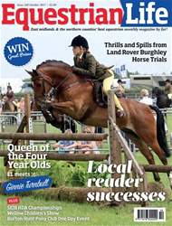 Equestrian Life Oct 2017 issue Equestrian Life Oct 2017