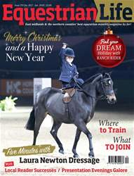 Equestrian Life Dec/ Jan 2017 issue Equestrian Life Dec/ Jan 2017
