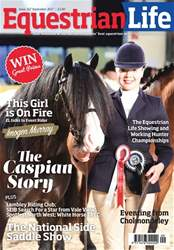 Equestrian Life Sep 2017 issue Equestrian Life Sep 2017