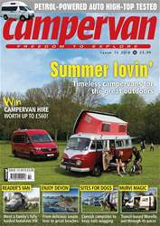 Campervan issue Summer Lovin' –  issue  14, 2018