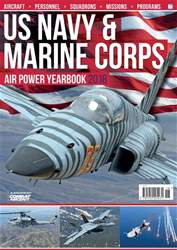 US Navy & Marine Corps Air Power Yearbook 2018 issue US Navy & Marine Corps Air Power Yearbook 2018