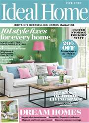 Ideal Home issue July 2018