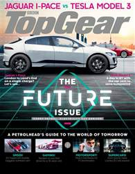 Top Gear issue Jul-18