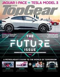 Top Gear issue Top Gear