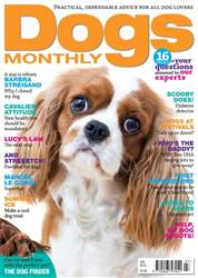 Dogs Monthly issue July 2018