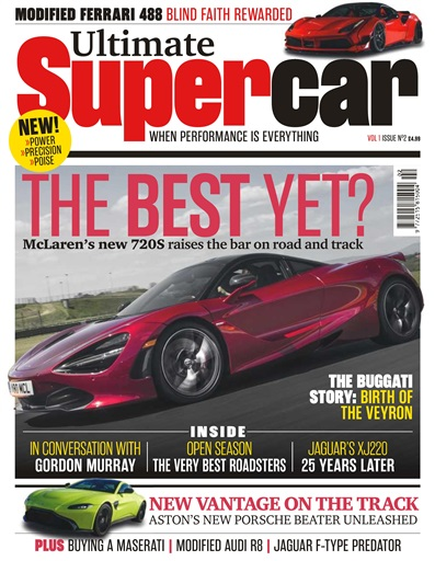 Ultimate Supercar Preview