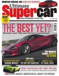 Ultimate Supercar issue Ultimate Supercar