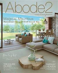 Abode2 issue Volume 2 Issue 22