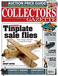 Collectors Gazette issue July 2018