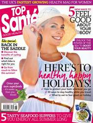 Top Sante issue Summer 2018