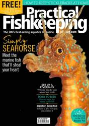 Practical Fishkeeping issue July 2018