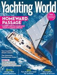 Yachting World issue July 2018