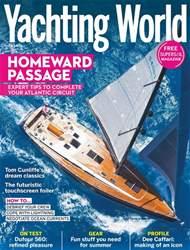 Yachting World issue Yachting World
