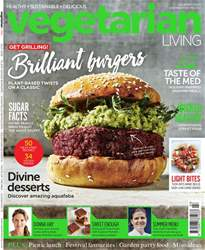 Vegetarian Living issue July-18