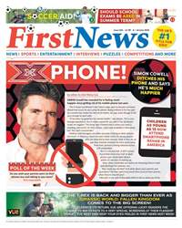 First News Issue 625 issue First News Issue 625
