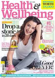 Health & Wellbeing issue Jul-18