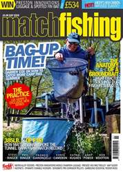 Match Fishing issue July 2018