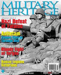 Military Heritage issue July 2018