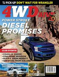 Four Wheel Drive issue June/July 2018