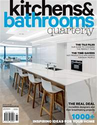 Kitchens & Bathrooms Quarterly issue Issue#25.2 2018