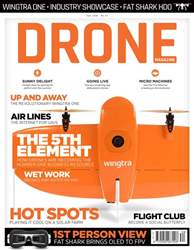 Drone Magazine issue Drone Magazine Issue 34