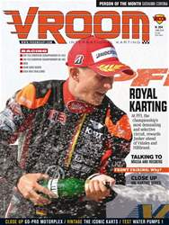 Vroom International issue n. 204 June 2018