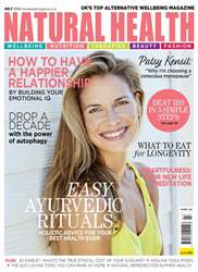 Natural Health issue Jul-18