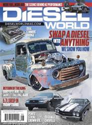 Diesel World issue August 2018