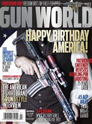 Gun World issue July 2018