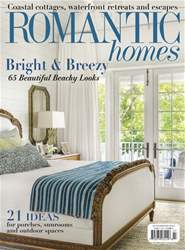 Romantic Homes issue July 2018