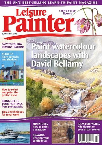 Leisure Painter issue Sum-18
