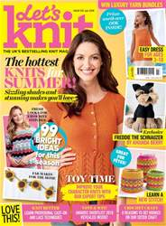 Let's Knit issue Jul-18