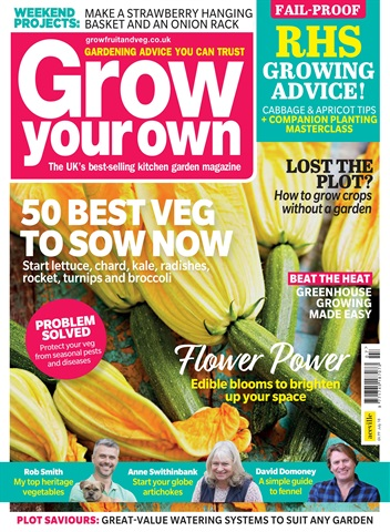 Grow Your Own issue Jul-18