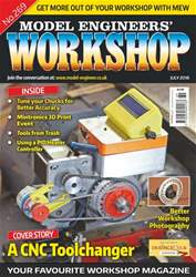 Model Engineers' Workshop Magazine issue Jul-18