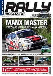 Pacenotes Rally magazine issue Issue 167 - June 2018