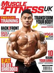 Muscle & Fitness Magazine issue Jul 2018