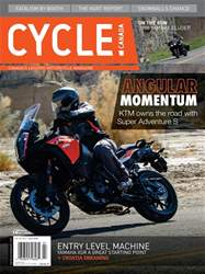 Cycle Canada issue July 2018