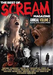 The Best of SCREAM The Horror Magazine Vol. 2 issue The Best of SCREAM The Horror Magazine Vol. 2