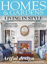 Homes & Gardens issue July 2018