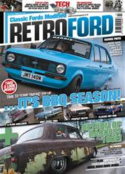 Retro Ford issue July 2018