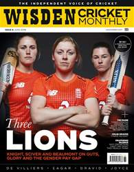 Wisden Cricket Monthly issue June 2018