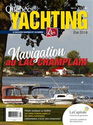 Quebec Yachting issue Été 2018