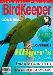 Australian Birdkeeper Magazine issue BK Vol 31 Issue 3