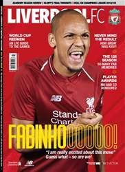 Liverpool FC Magazine issue Jul-18