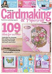 Cardmaking & Papercraft issue July 2018