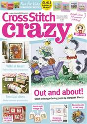 Cross Stitch Crazy issue August 2018