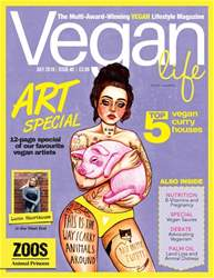Vegan Life issue Jul-18
